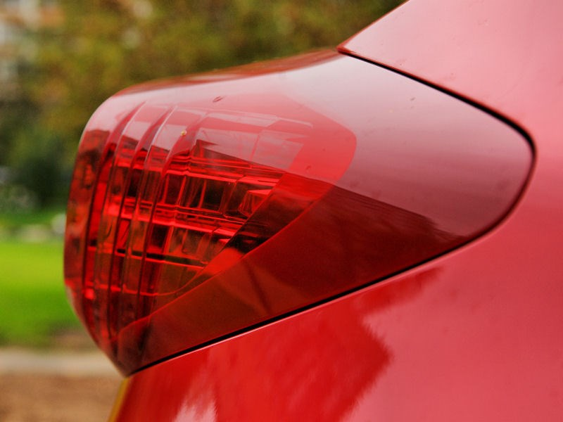 Honda Civic 2012 задний фонарь вид справа