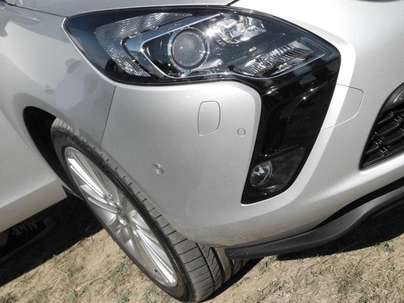 Opel Zafira Tourer 2012 фара головного света