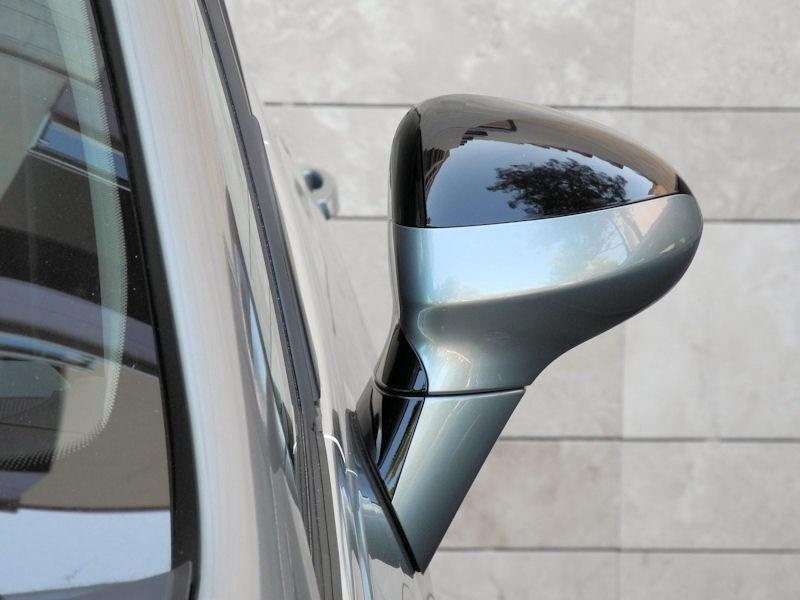 Opel Zafira Tourer 2012 наружное зеркало вид спереди