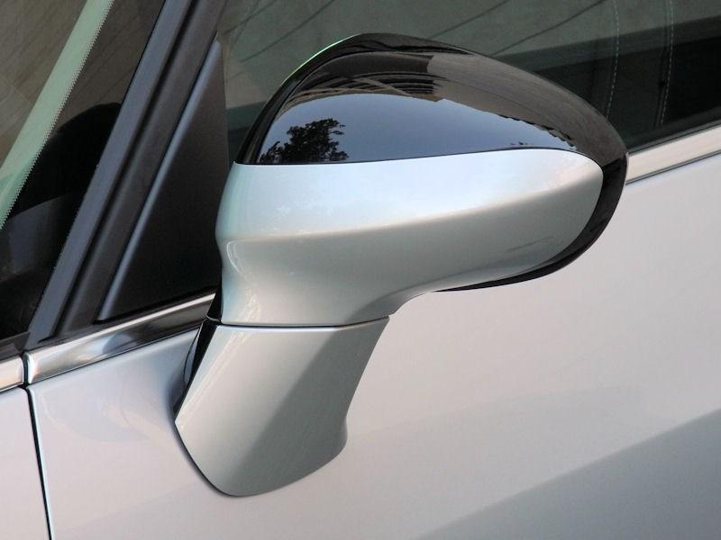 Opel Zafira Tourer 2012 наружное зеркало вид сбоку