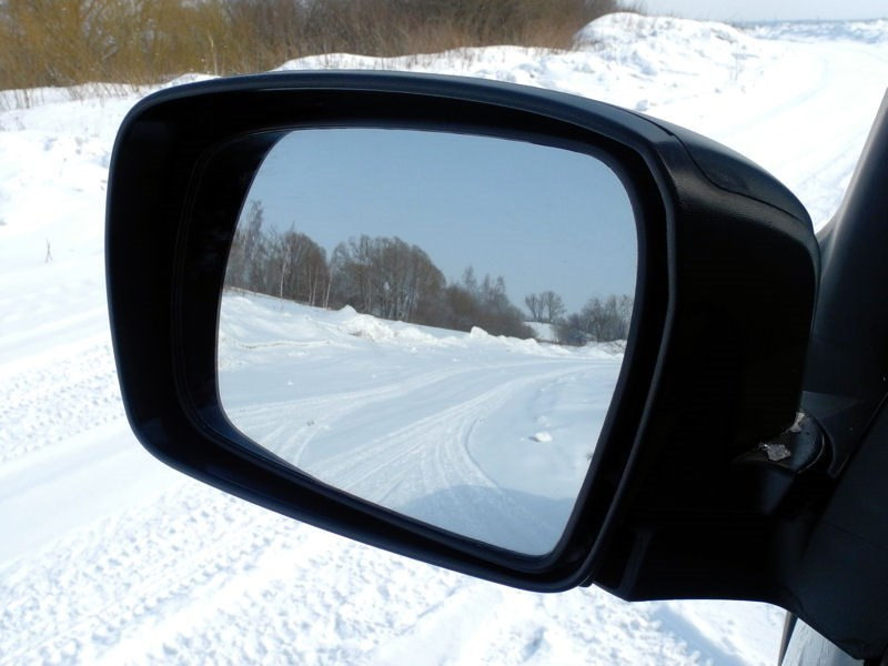 Chevrolet Niva 2009 наружное зеркало