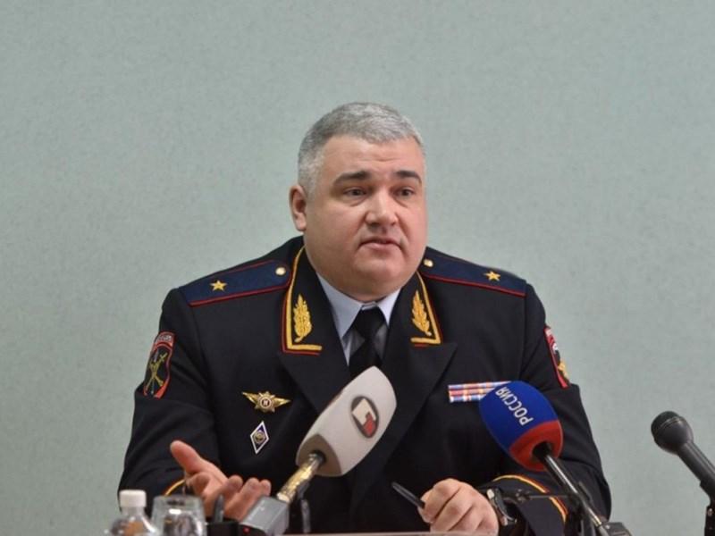 В России назначен новый главный гаишник