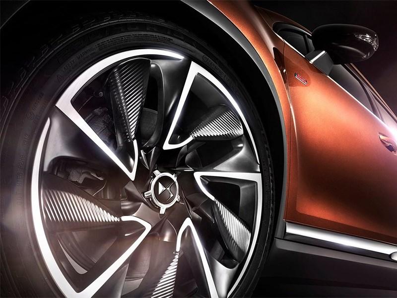Citroen DS 6WR 2014 колесо