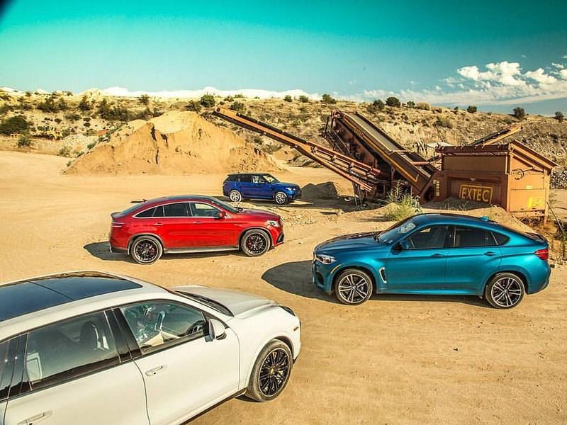 Сегмент SUV в сентябре занял лидирующую позицию на российском рынке