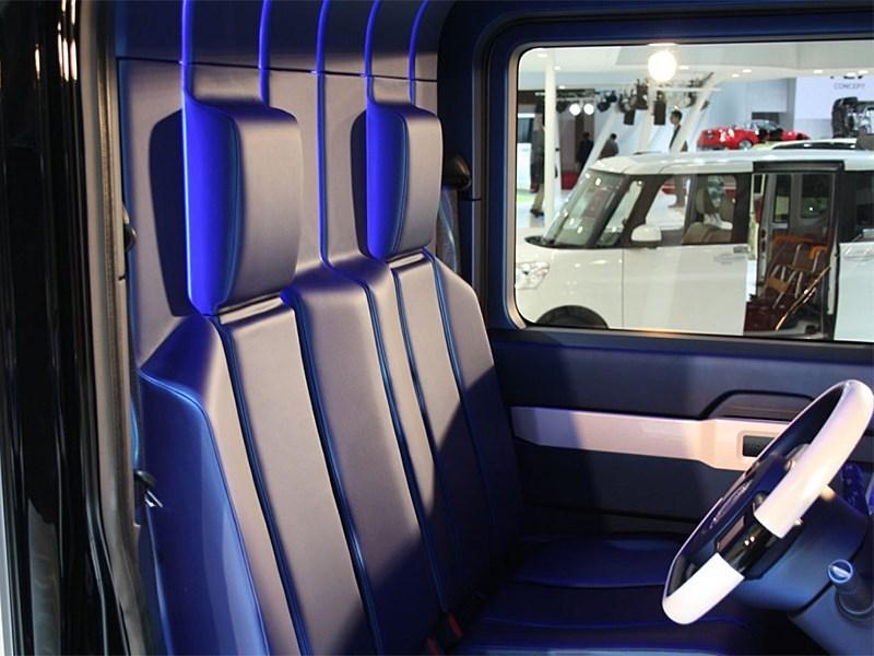 Daihatsu FC Deco Deck Concept 2013 салон