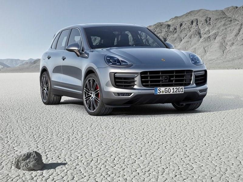 Porsche лишился более четверти российских продаж в сентябре