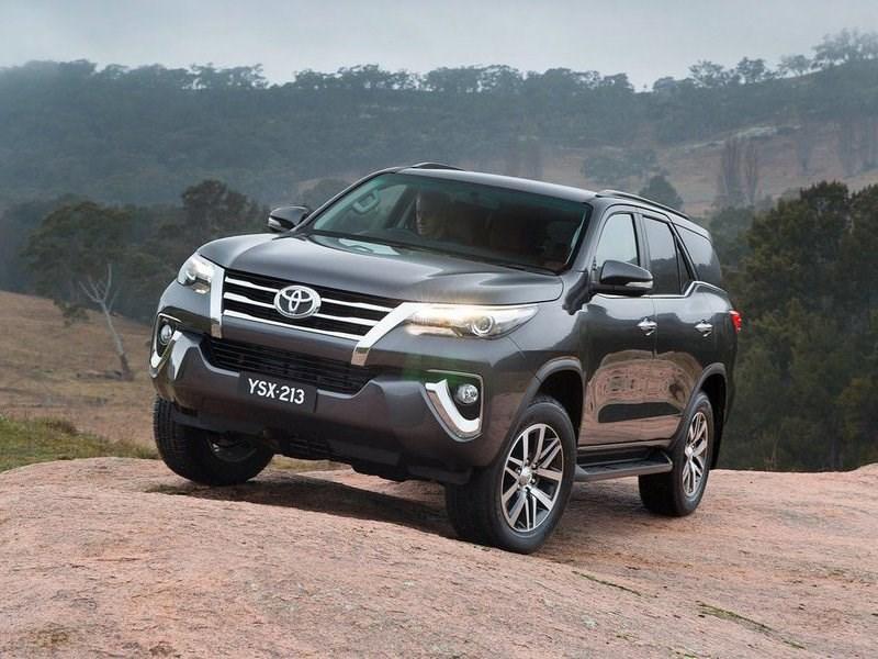 Toyota прекращает производство внедорожника Fortuner в Казахстане