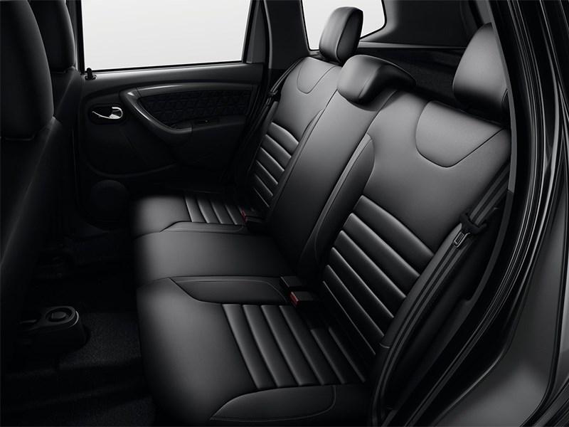 Dacia Duster 2014 задний диван