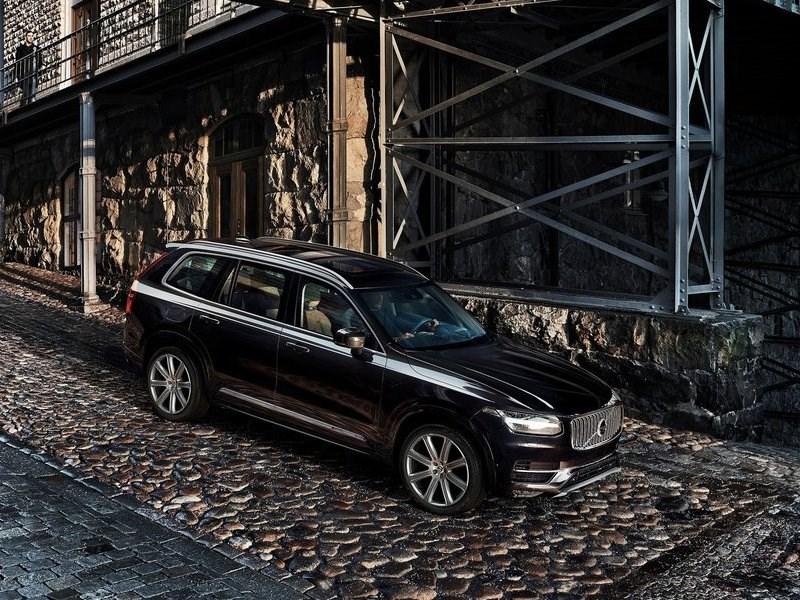 Volvo начнет тестирование своих «беспилотников» в Китае