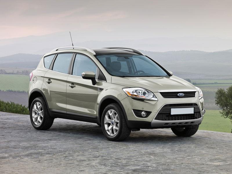 Ford отзывает в России кроссоверы Kuga из-за риска пожара