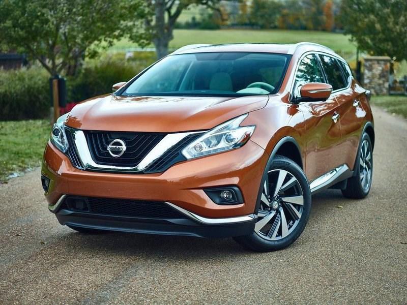 Nissan определился с датой начала серийного производства кроссовера Murano