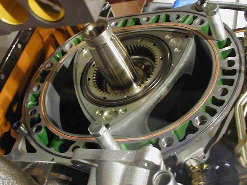 Компания Mazda запатентовала усовершенствованный роторный мотор