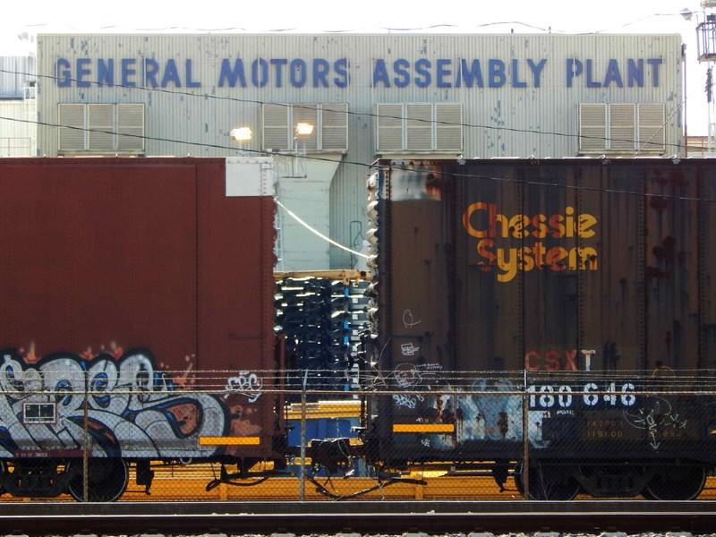General Motors остановил четыре завода из-за землетрясения в Японии
