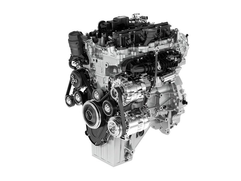 Land Rover пополнит семейство Ingenium новыми двигателями