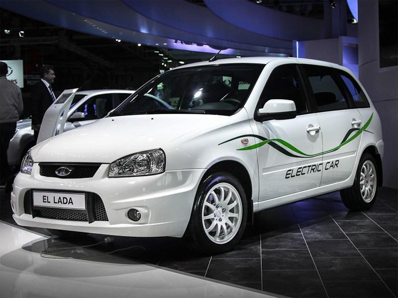 EL LADA - такси за миллион
