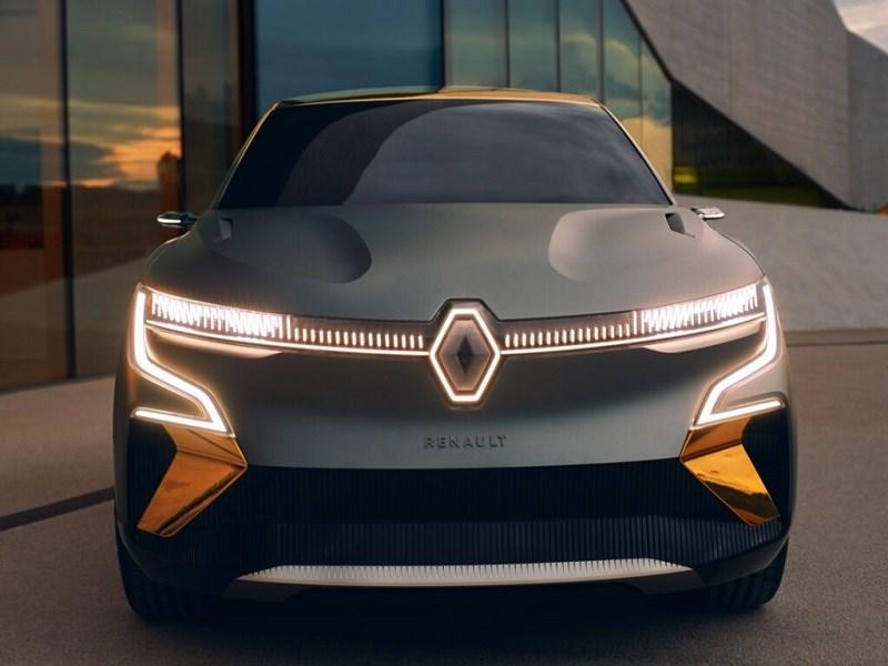 В Renault раскрыли подробности об электрическом Megane