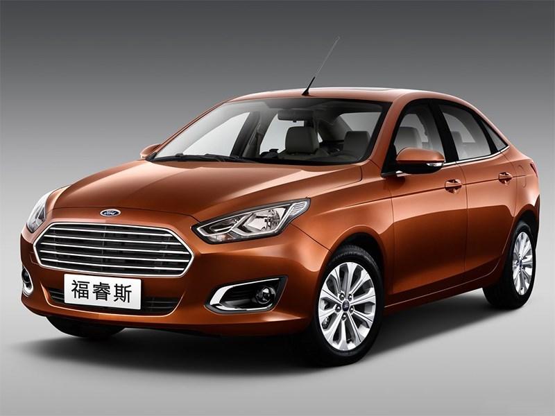 Новый Ford Escort - Ford Escort Concept 2014 Быть проще