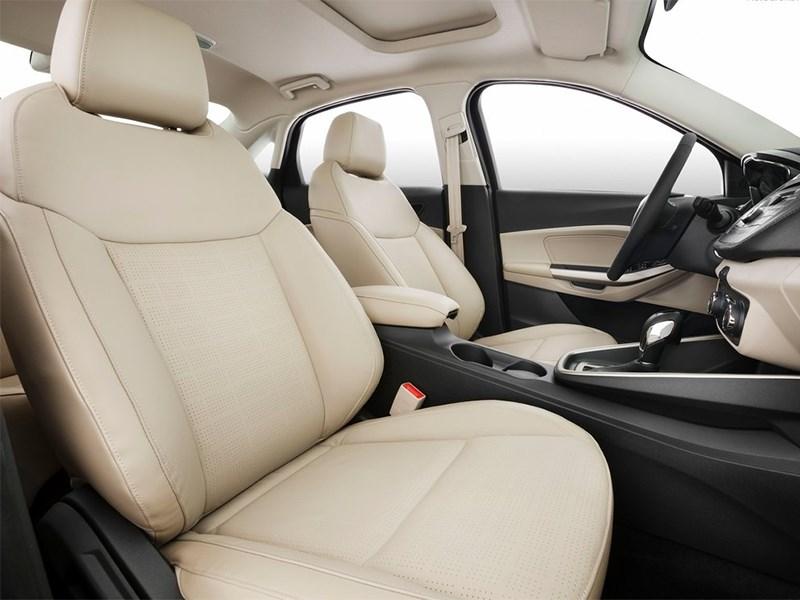 Ford Escort Concept 2014 передние кресла