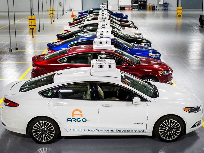 Беспилотниками Ford будет заниматься отдельная компания