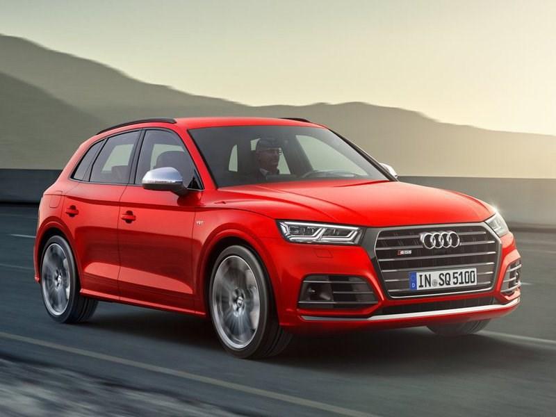 Audi показала второе поколение заряженного SQ5
