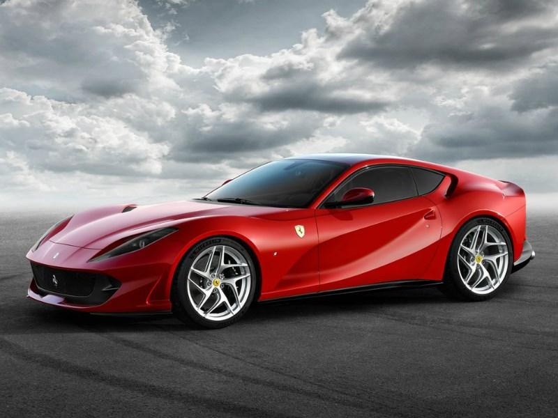 Ferrari продемонстрировала самый быстрый автомобиль в своей линейке