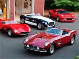 В США продается коллекция уникальных Ferrari