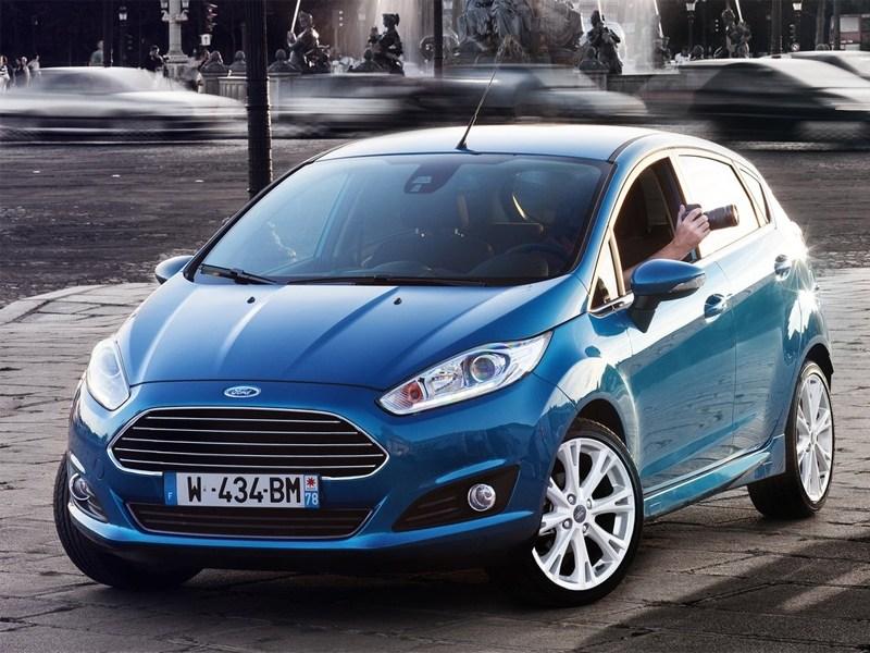 Ford Fiesta больше не будет продаваться в России