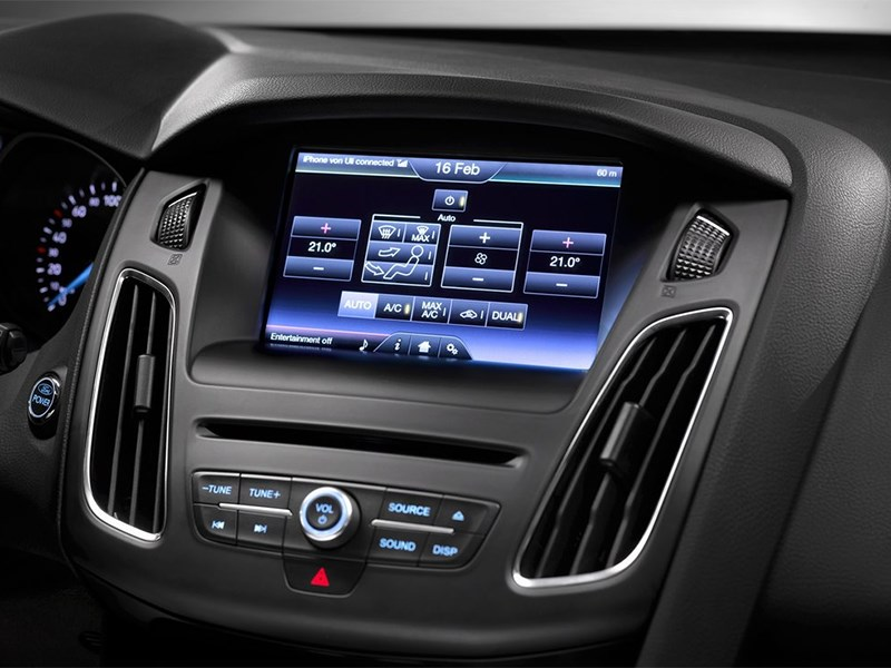 Ford Focus 2014 компьютер