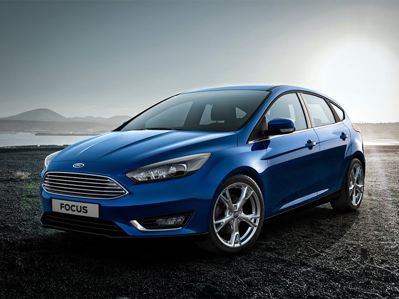 Бестселлеры рынка (Chevrolet Viva, Daewoo Nexia, Ford Focus II, Mazda 3, Mitsubishi Lancer, Nissan Almera, Renault Megane) Focus