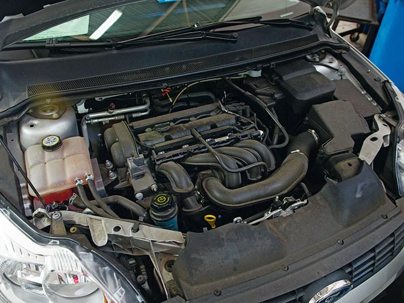 Двигатели на форд фокус 2 2.0