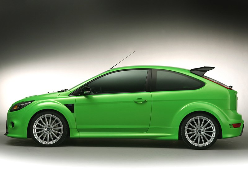 Ford Focus RS 2009 фото 7