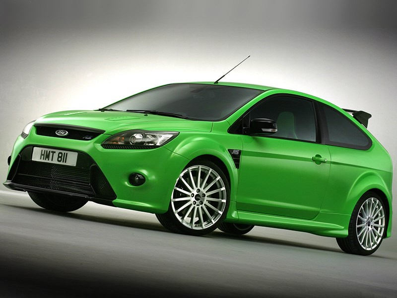 Ford Focus RS 2009 фото 4