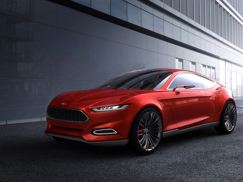 Ford привезет на ММАС-2012 новый Kuga и концепт Evos