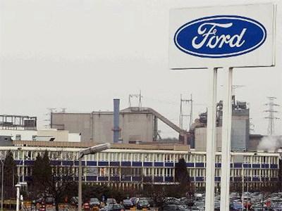 Ford сокращает рабочих