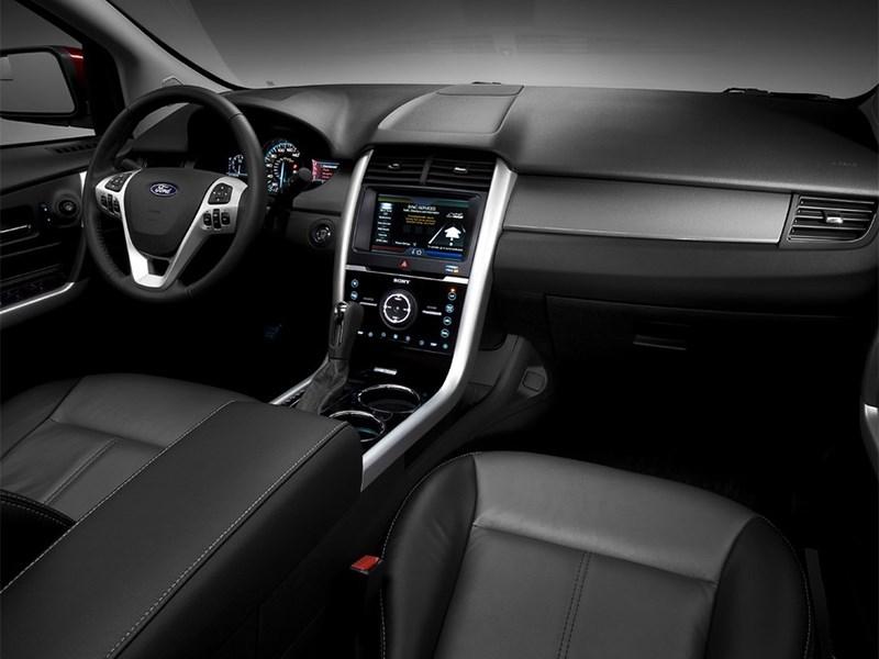 Ford Edge 2014 салон