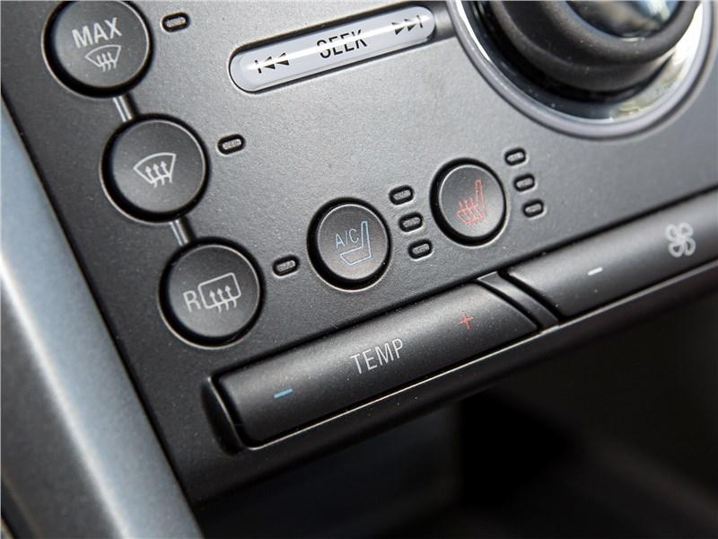 Ford Mondeo 2015 климатическая система