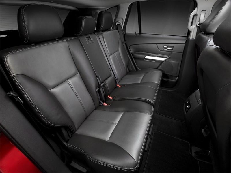 Ford Edge 2014 задний диван