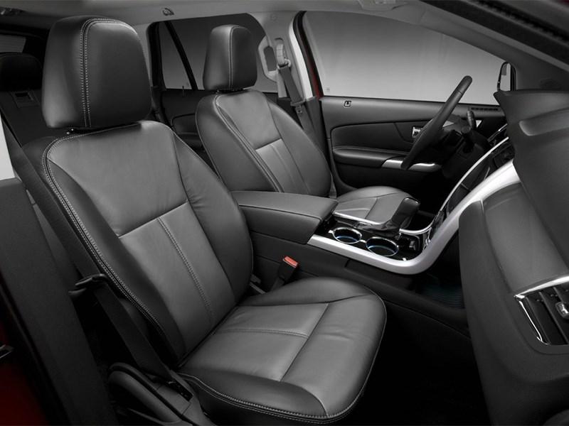 Ford Edge 2014 передние кресла