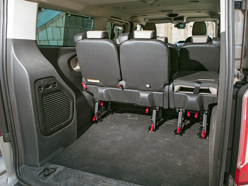 ford tourneo custom обзор