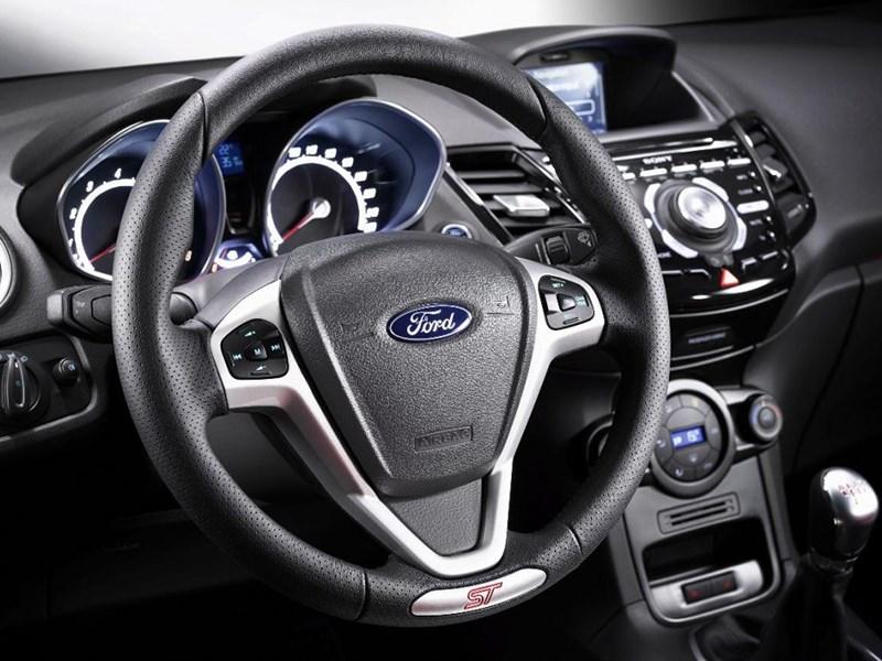Руль ипедали «Форд» предложит купить опционально