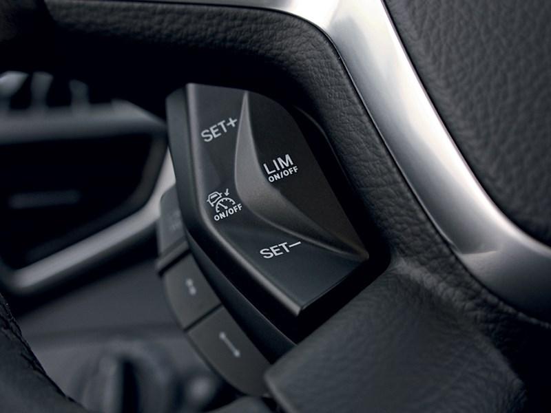 Ford Kuga 2013 кнопки управления на руле