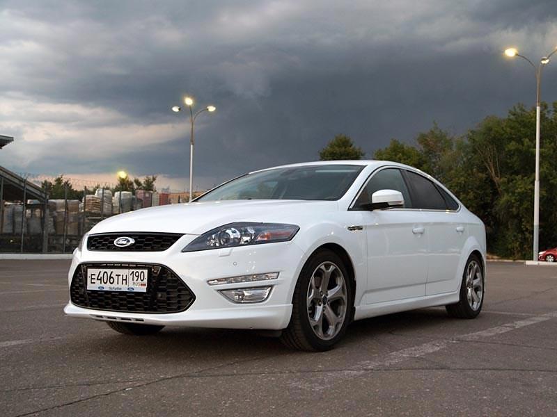 Форд мондео 2011 фото
