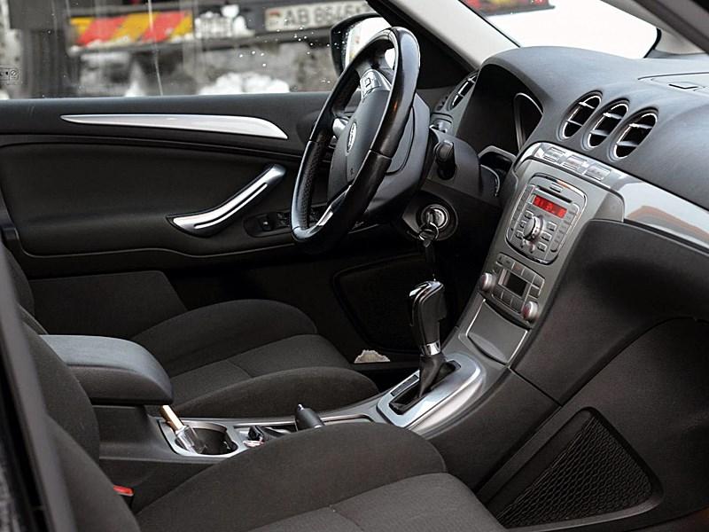 Ford S-Max 2006 приборы и органы управления
