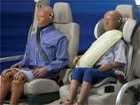 Ford Mondeo оснастили надувными ремнями