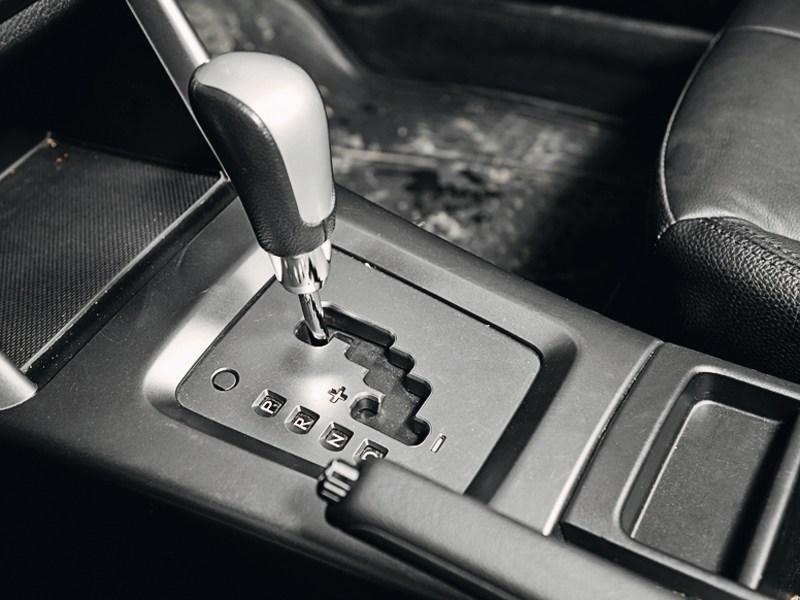 Subaru Forester 2013 АКПП