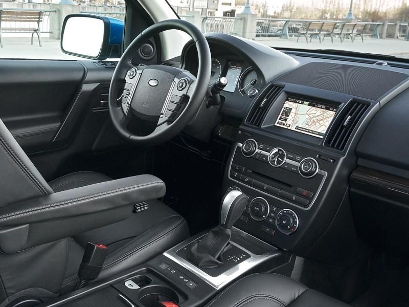 Land Rover Freelander 2 2013 водительское место