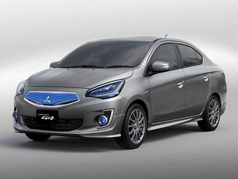 Mitsubishi G4 концепт