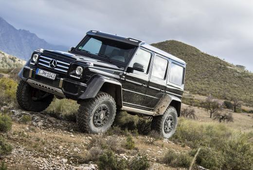 Mercedes-Benz опубликовал информацию о цене своего нового большого вседорожника
