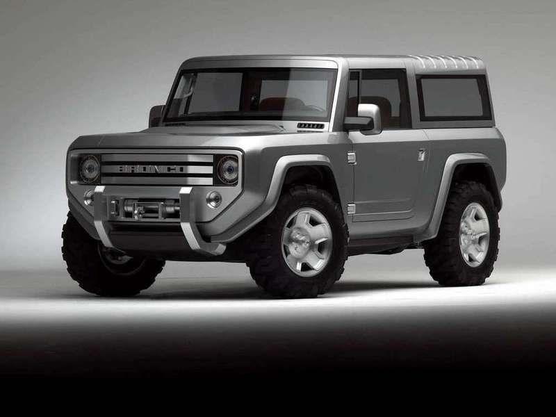 Ford подтвердил разработку нового поколения Bronco