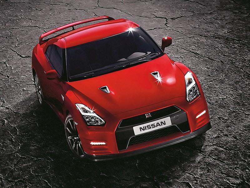 Nissan GTR 2013 Шлифовка